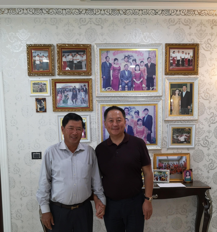 工委会携手京都律师事务所考察柬埔寨