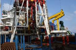 """863計劃海洋技術領域""""南海北部天然氣水"""